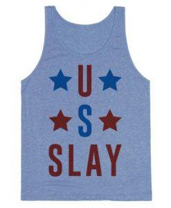 US SLAY Tank Top SN01