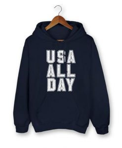 Usa All Day Hoodie SN01