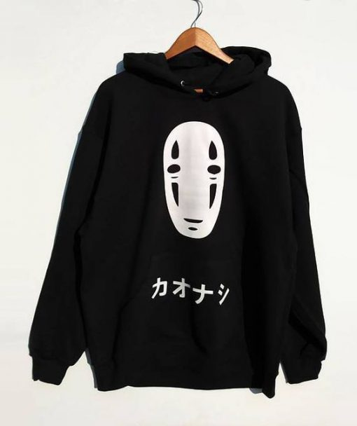 Kawaii Spirited Away Hoodie EL01