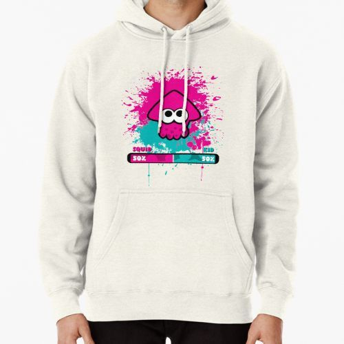 Kid or Squid Splatoon Hoodie EC01