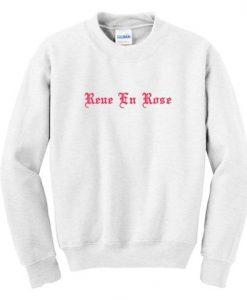 Reue En Rose Sweatshirt GT01