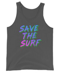 Save The Surf Tank Top GT01
