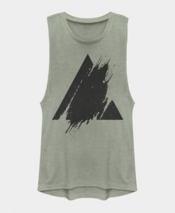 Spalshed Triangle Woman Tank Top GT01