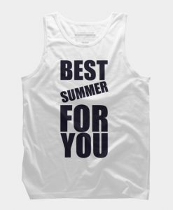 Summer For You Tank Top GT01