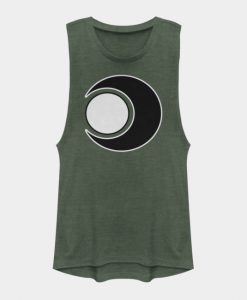 Sun and Moon Woman Tank Top GT01