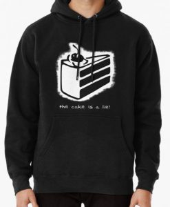 The Cake is a Lie Hoodie SN01