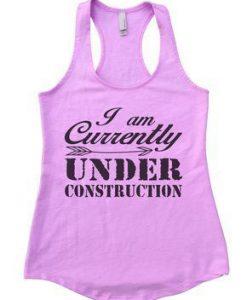 Under Construction Tank Top EL01