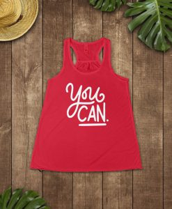You Can Tank Top EL01