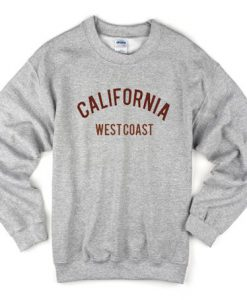 California Westcoast Sweatshirt GT01
