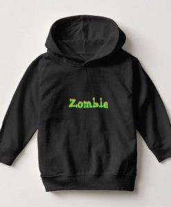 No Effort Halloween Zombie Costume Hoodie GT01