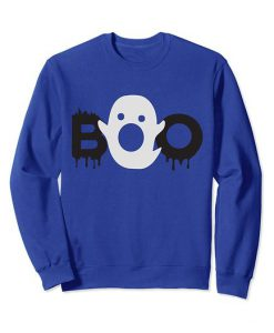 Boo Ghost Cute Sweatshirt AZ01