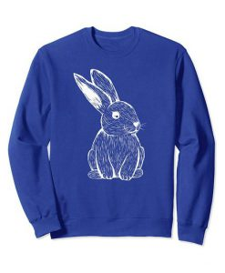 Cute Rabbit Sweatshirt AZ01