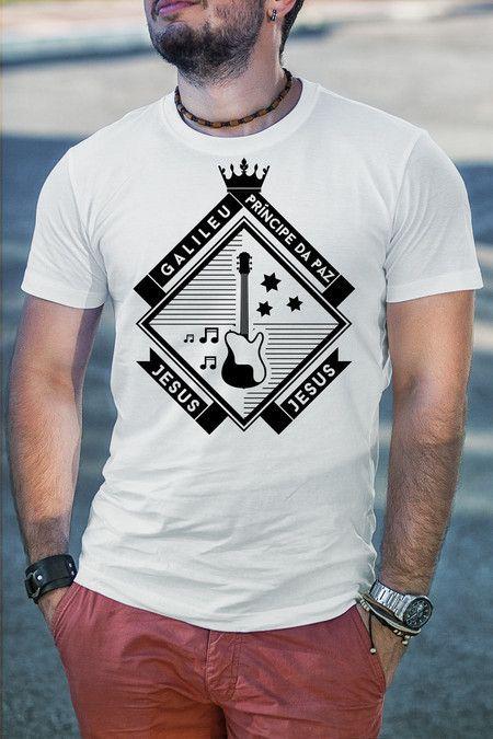 Gitar T-Shirt VL01