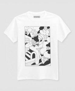 Simon Landrein T-shirt ER01