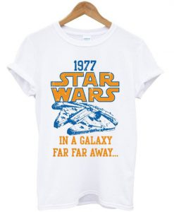 1997 Star Wars Tshirt EL21N