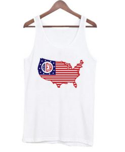 4th of July Tanktop FD29N