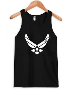 Air force racerback front Tanktop FD29N