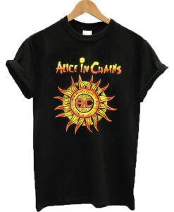 Alice In Chains Vintage T-shirt FD29N
