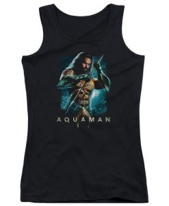 Aquaman Movie Juniors TankTop FD29N