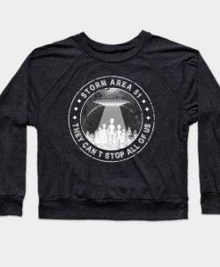 Area 51 Sweatshirt SR30N