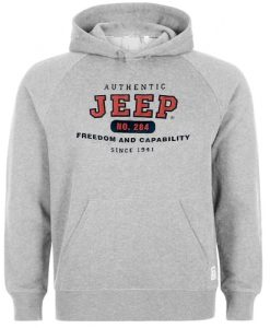 Authentic Jeep hoodie FD29N