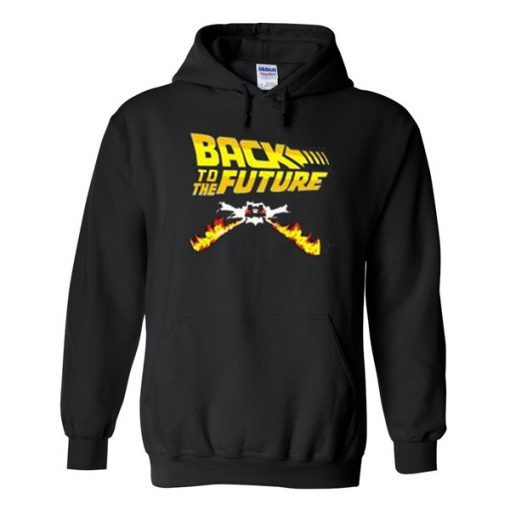 Back To The Future Hoodie FD29N