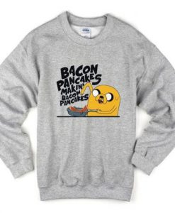Bacon pancakes swearshirt N21FD