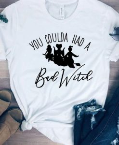 Bad witch T Shirt SR28N