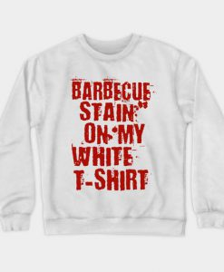 Barbecue Stain Sweatshirt SR30N