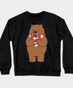 Bears Grizzly Sweatshirt SR30N