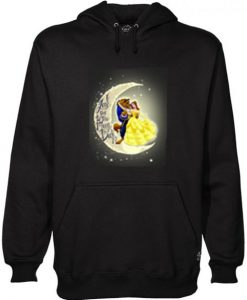 Beauty and beast Hoodie FD29N