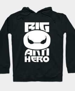 Big Anti Hero Hoodie SR30N