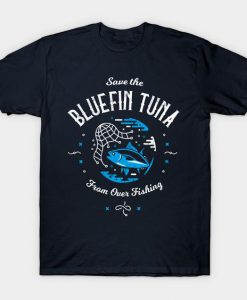 Bluefin Tuna from Over Tshirt EL20N