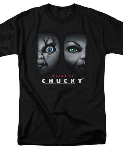 Bride of Chucky T-shirt N12FD