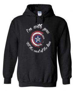 Captain America Quote hoodie FD29N
