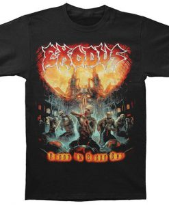 Exodus Blood T-shirt N21FD