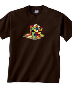 Fair Game Melting Puzzle T-shirt N21FD