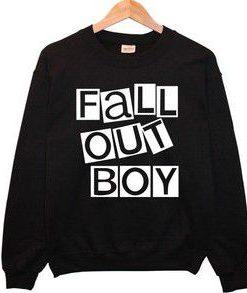 Fall Out Boy Sweatshirt N21FD