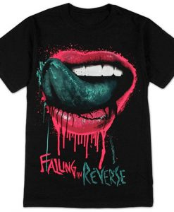 Falling in Reverse Lips T-Shirt N21FD