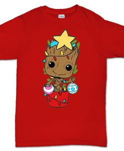 Galaxy Guard Christmas T-shirt N21FD