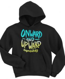 Onward And Upward Hoodie N26EL