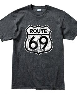Route 69 T-shirt N21FD