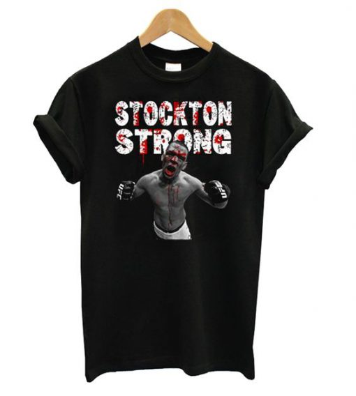 Stockton Strong T shirt FD7N