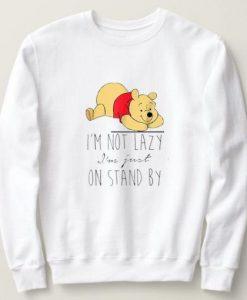 Winnie the Pooh Sweatshirt N21FD