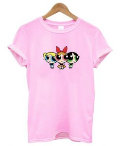 anime powerpuff girls Tshirt N26EL