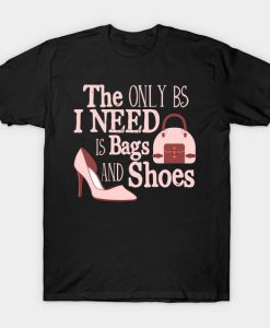 bags and shoes T Shirt SR30N