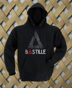 bastille tour Hoodie FD29N