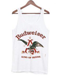 budweiser king of beers tanktop FD29N