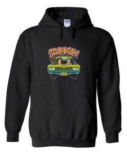 scooby natural hoodie N26EL
