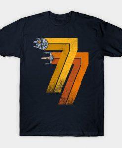 1977 Rebellion T-shirt FD24D